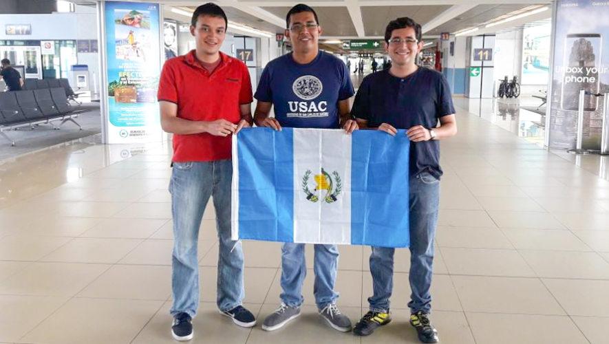 Estudiantes de la USAC participarán en una competencia de Derecho en universidad de España