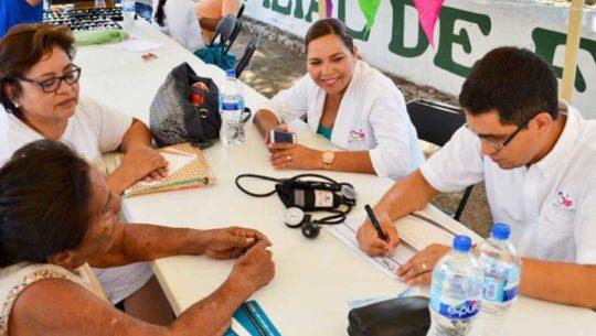 Feria de Salud gratuita 2018 en la Ciudad de Guatemala