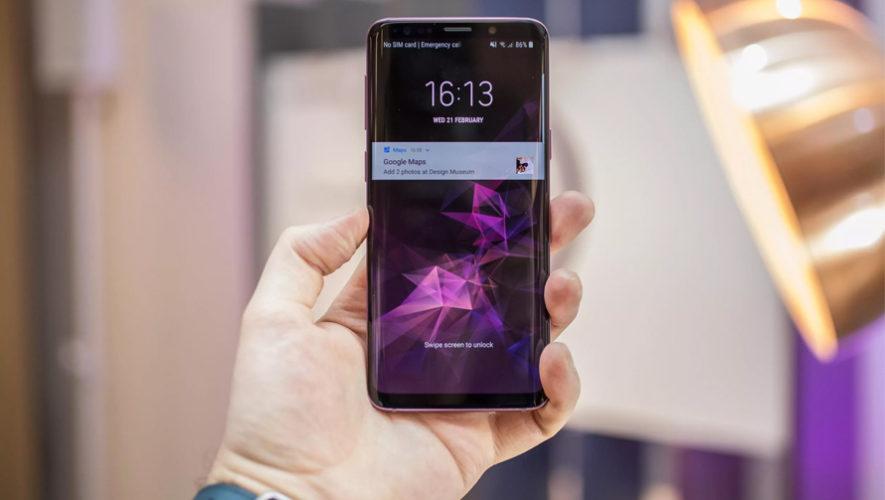 Gánate el nuevo teléfono Samsung Galaxy S9