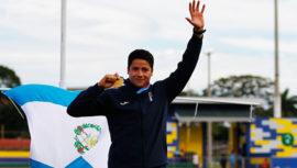 Guatemala ganó doble oro en Tercer Encuentro de Pista 2018 en México