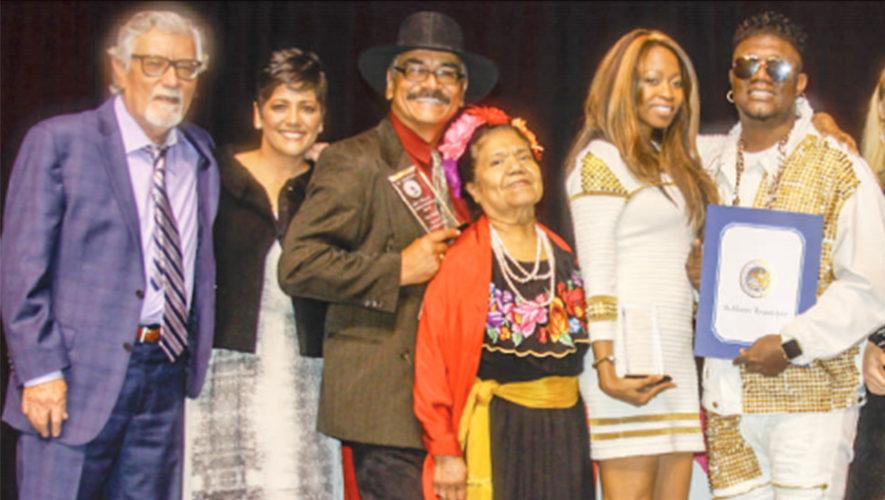 René Corado recibió el Premio de Liderazgo Latino 2018 en Estados Unidos