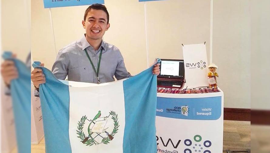 Guatemalteco ganó el primer lugar en competencia de Talento e Innovación de las Américas 2018