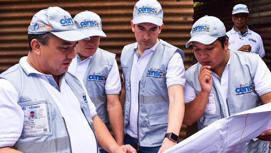 INE ofrece oportunidad de empleo para el censo en Guatemala