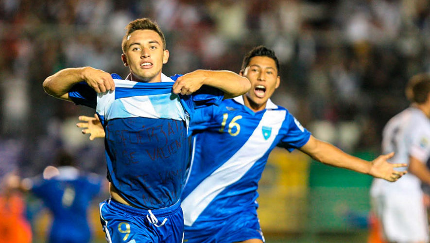 La histórica fecha en que Guatemala clasificó al Mundial Sub-20 de Colombia 2011