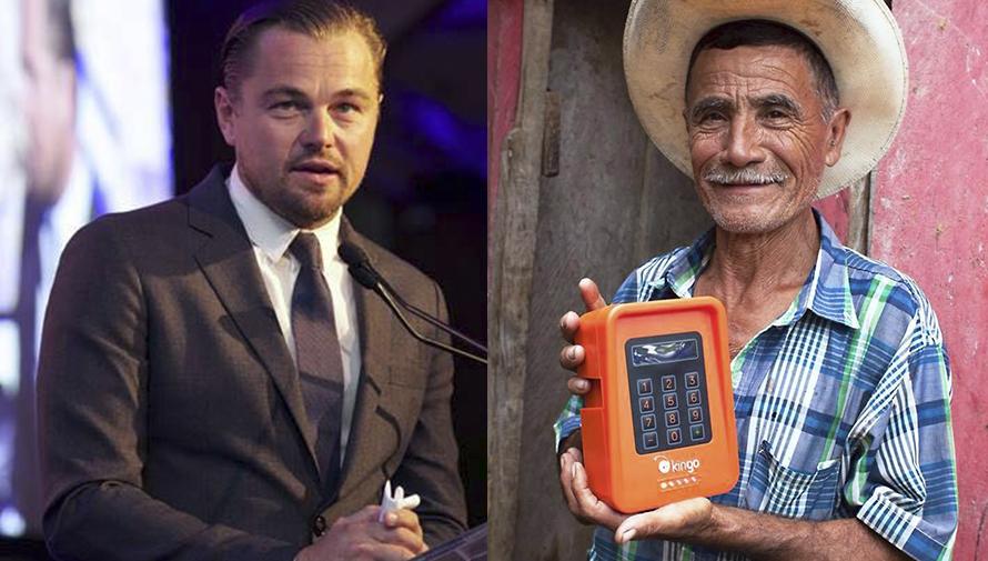 Leonardo DiCaprio compartió video sobre tecnología guatemalteca, Kingo