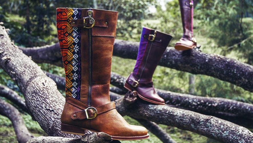 Línea de zapatos guatemalteca, Cristha Fuentes