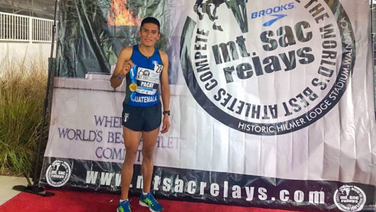 Mt. Sac Relays 2018
