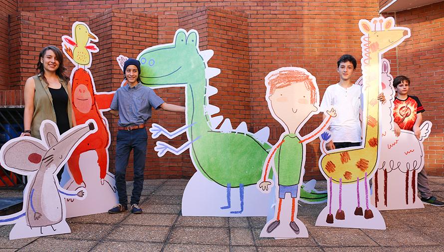 Niños guatemaltecos son la voz de Pablo, serie de NatGeo Kids