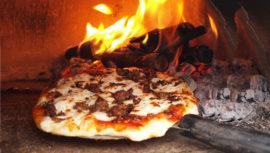 Lugares para comer pizza de horno de leña en Guatemala