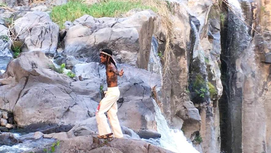 Rae Sremmurd grabó el video de la canción Guatemala en Santa Rosa