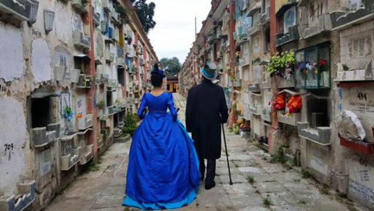 Recorrido en el Cementerio en Guatemala Necrotour