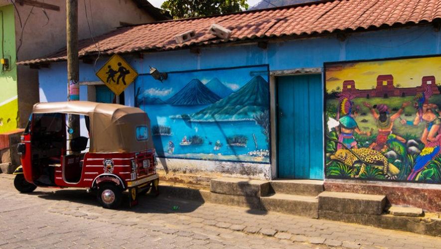 San Juan La Laguna es el pueblo más genial de Centroamérica