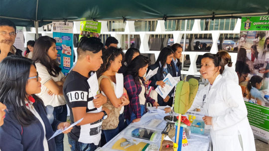 Semana Informativa Infousac 2018 en la Ciudad de Guatemala