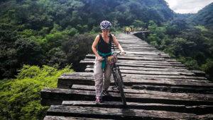 Travesía en bicicleta en las Vías Férreas del Norte | Mayo 2018