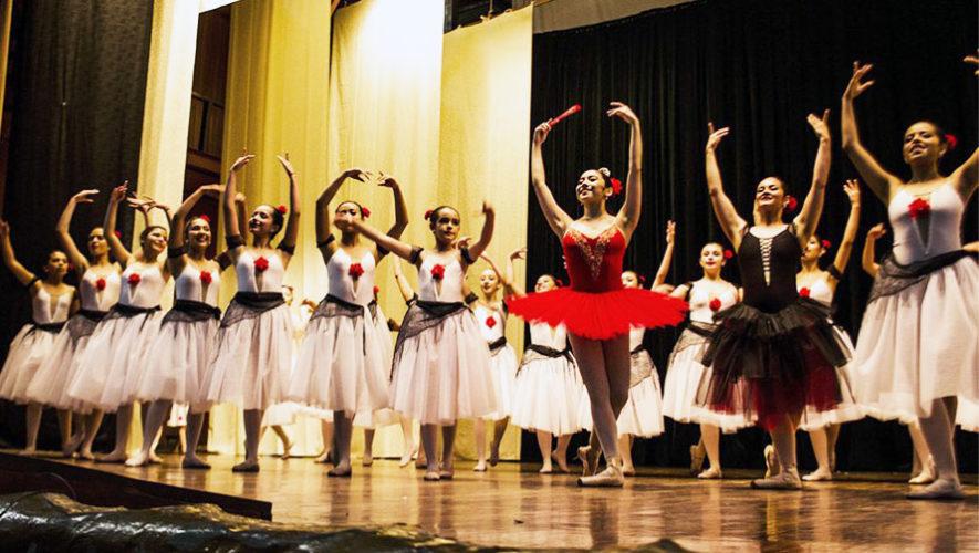 Noche de danza en el Teatro de Quetzaltenango | Abril 2018