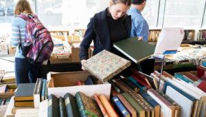 Actividades por el Día del Libro en el Paseo de la Sexta | Abril 2018
