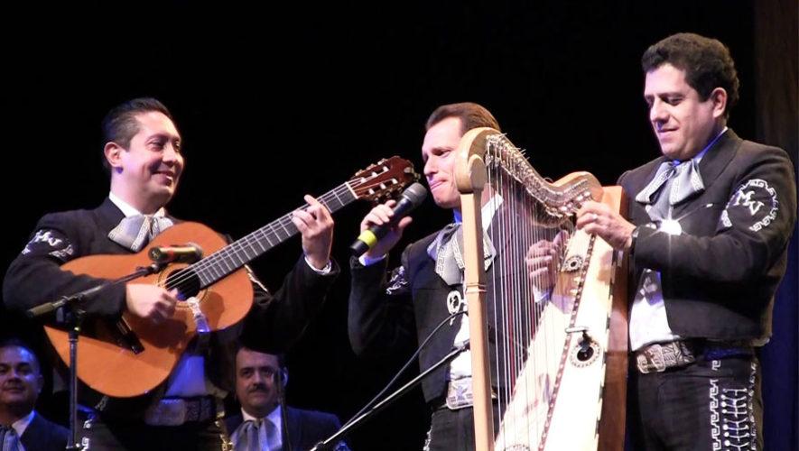 Gran concierto de rancheras en vivo en el Teatro Lux | Mayo 2018