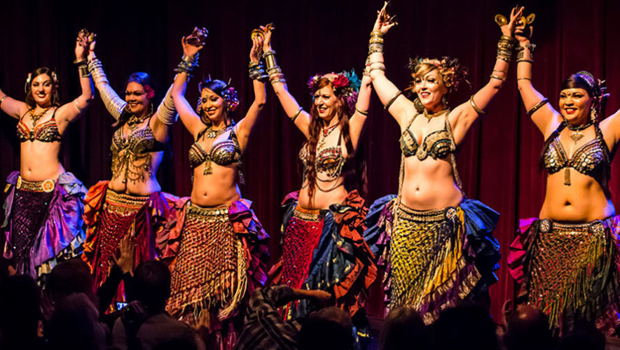Show de Belly Dance en Xela a beneficio de un asilo | Abril 2018