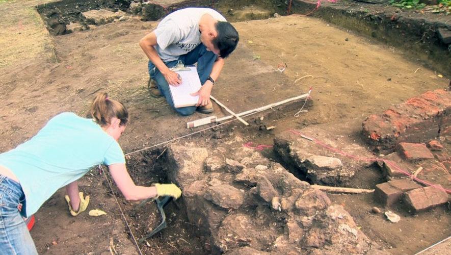 Conferencia sobre descubrimientos arqueológicos en Antigua Guatemala | Abril 2018