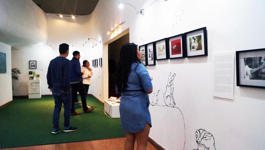 Exposición de Folclor guatemalteco