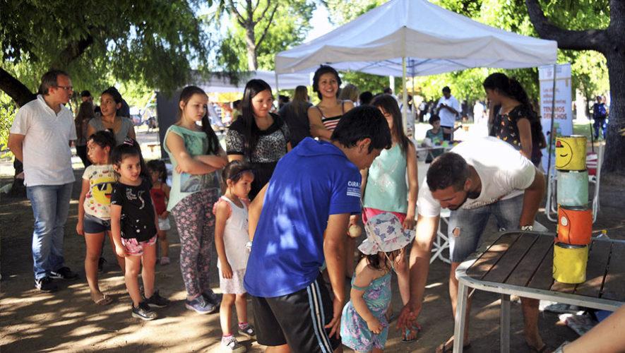Actividades gratuitas del festival familiar de verano | Abril 2018