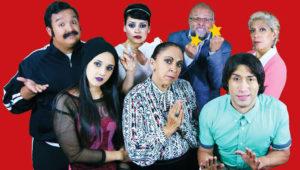 Obra de teatro de comedia Toc Toc | Abril - Mayo 2018