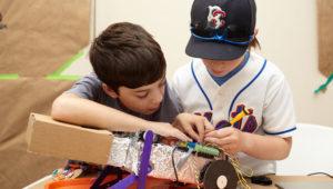 Taller de robótica para niños en Guatemala | Abril 2018