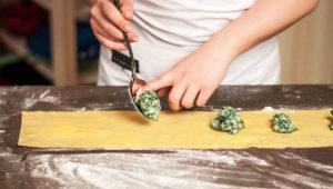 Taller de cocina italiana vegana | Mayo 2018