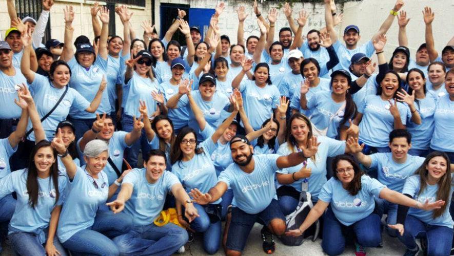 Convocatoria para ser voluntario de Glasswing | Abril 2018