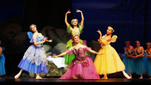 Sueño de una Noche de Verano por el Ballet Nacional | Mayo 2018