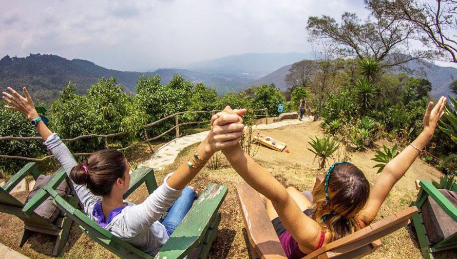 Celebración Día de la Tierra en Antigua