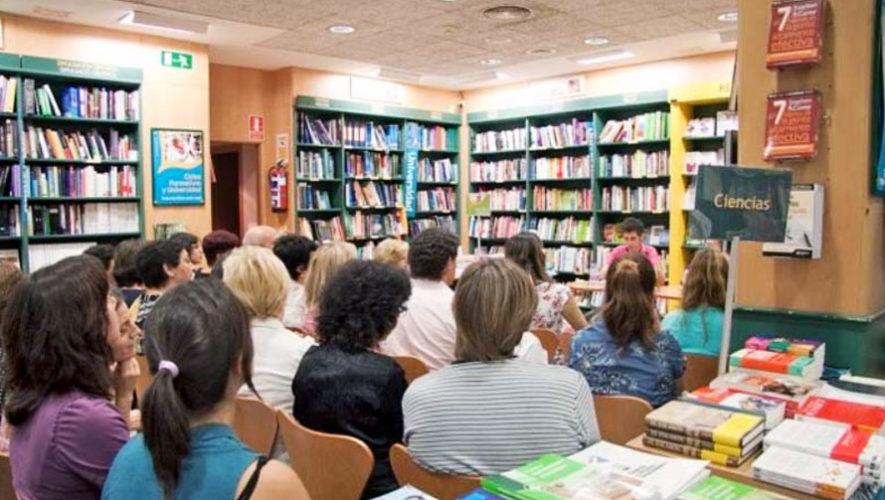 Presentación de libro de Hael López | Abril 2018