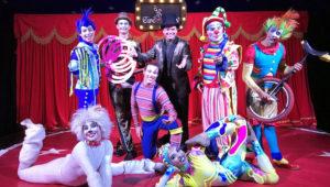 Celebración del Día Mundial del Circo en Guatemala   Abril 2018