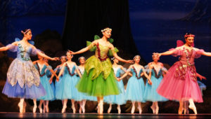 Presentación gratuita del Ballet Nacional de Guatemala en San Lucas   Abril 2018
