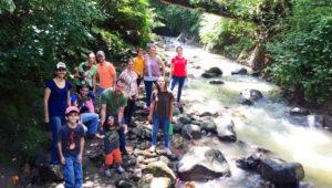 Actividades gratuitas en parques ecológicos de barrancos de Guatemala    Abril 2018