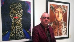 Exposición de arte de Igal Permuth: El Color Prohibido   Abril 2018