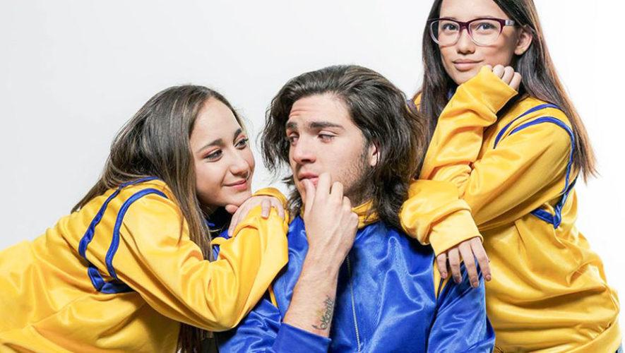 Con Todos Menos Conmigo, musical de Timbiriche en Guatemala   Abril 2018