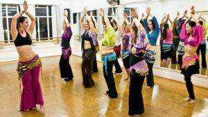 Talleres de Belly Dance con maestros internacionales | Mayo 2018