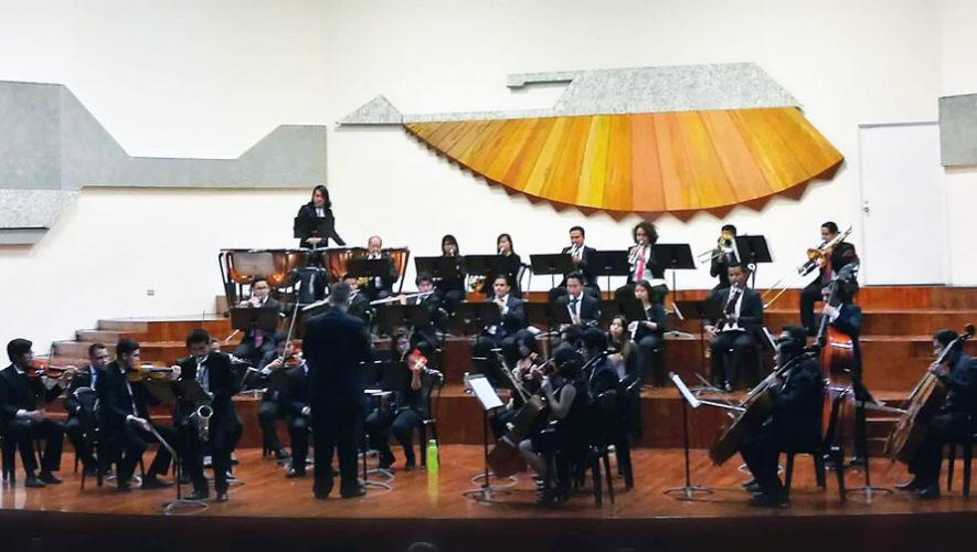 Concierto gratuito en el Conservatorio Nacional de Música   Abril 2018
