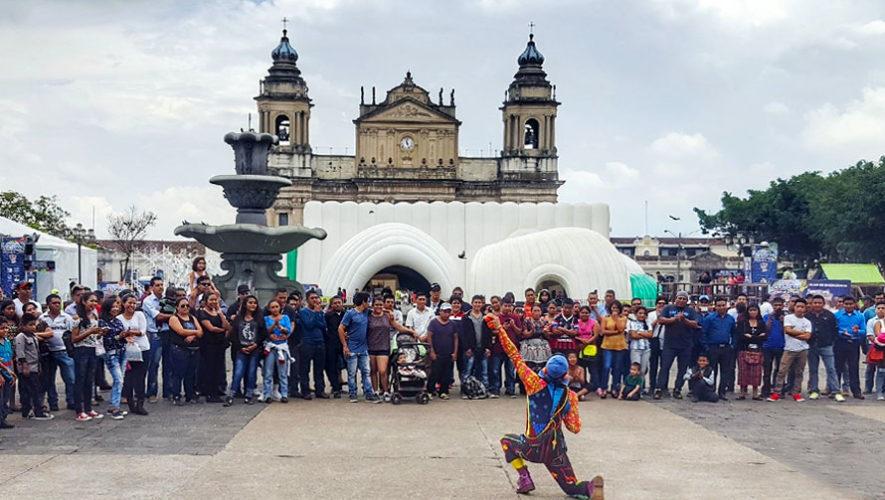 Festival Cultural en el Paseo de la Sexta | Mayo 2018