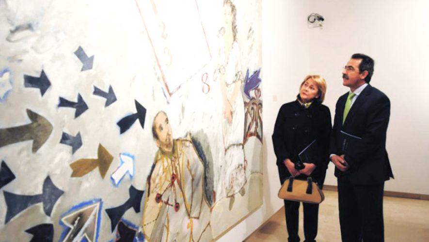 Exposición de arte: Los Sueños de San Bartolomé | Abril 2018