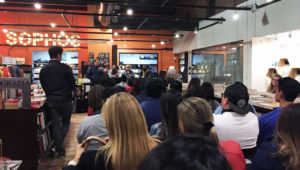 Presentación de libro: El Viaje, de Uki Aguirre | Abril 2018