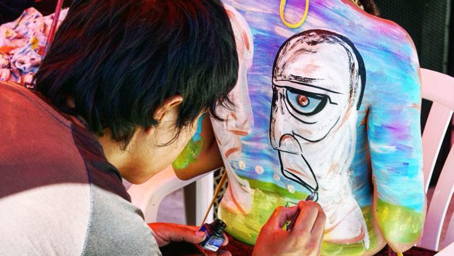 Exposición interactiva de arte en Xela | Abril 2018