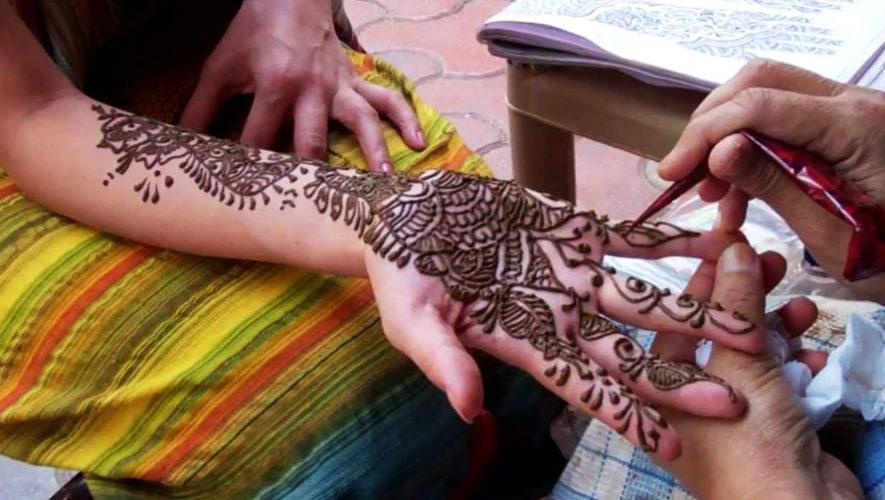 Tarde de tatuajes henna para mujeres | Mayo 2018