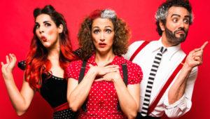 La Sala Desespera, obra de teatro de comedia | Mayo - Junio 2018
