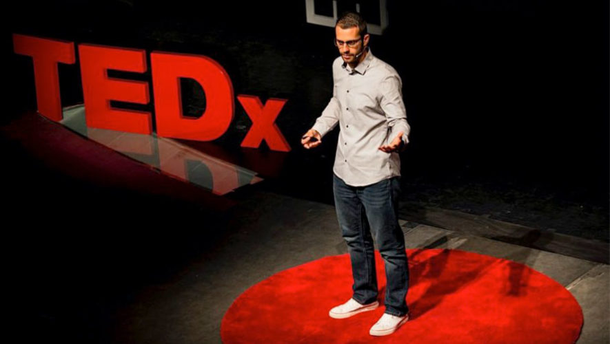 TEDx en Guatemala, conferencia de conciencia de cambio   Mayo 2018
