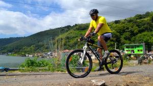 Vuelta en bicicleta al Lago de Amatitlán | Mayo 2018