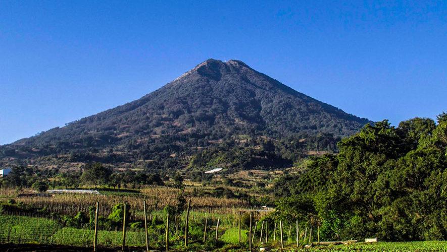 Ascenso de 1 día al volcán de Agua | Abril 2018