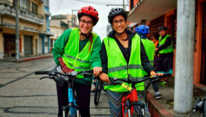 Tour arqueológico en bicicleta por la Ciudad de Guatemala   Abril 2018