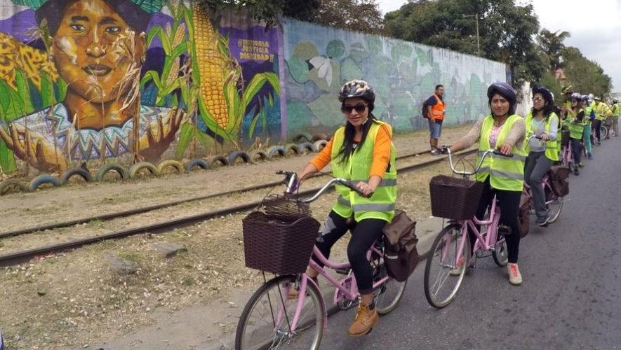 Tour en bicicleta por las vías del ferrocarril  | Abril 2018